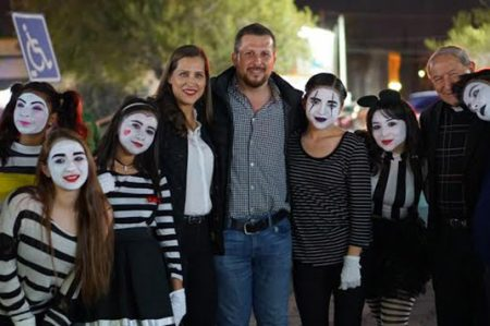 Juan Diego Guajardo promueve talleres culturales