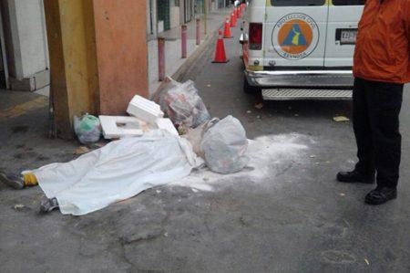 Encuentran a mujer muerta en acceso a mercado Zaragoza
