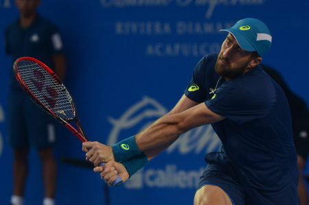 Johnson gana duelo de norteamericanos en Abierto de Tenis