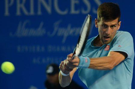 Debuta Djokovic con victoria en Acapulco