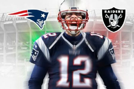 Confirman duelo de Patriots contra Raiders en el Estadio Azteca