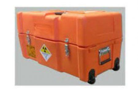 Emiten alerta en 6 estados por robo de fuente radioactiva