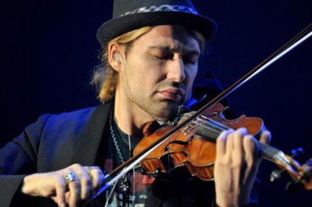La música clásica es lo mío: David Garret