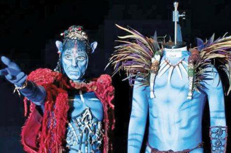 Latinos sobresalen en el equipo de Cirque du Soleil