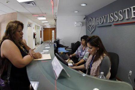 Más de un millón de derechohabientes atendió en 2016 Fovisste