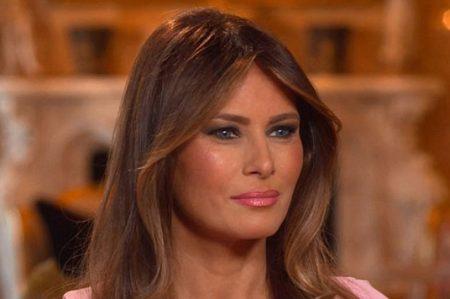 Melania Trump demanda por llamarla escort