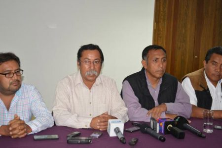 Niegan oficina a regidoras en Oaxaca