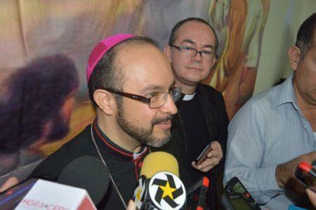 Obispo invita a vivir en un encuentro con Dios