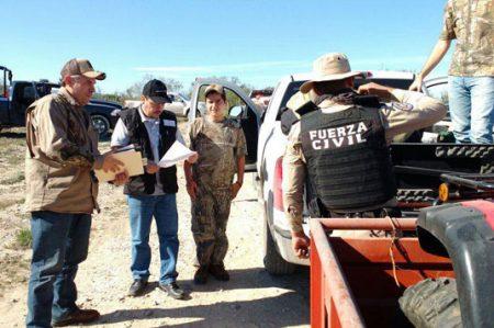 Profepa revisa a más de 300 cazadores durante temporada