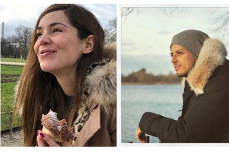 Publican fotos de cita entre 'Chicharito' y Camila Sodi