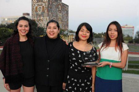 Alumnas de la UNAM ganan en concurso sobre Derechos Humanos