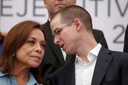 Senador solicitará investigar recursos otorgados a Josefina Vázquez Mota