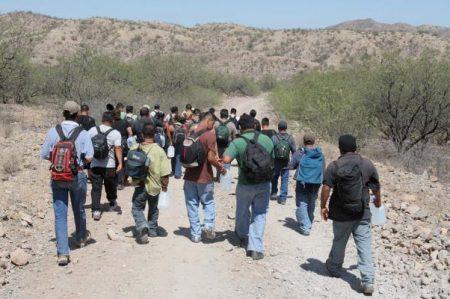Vive la experiencia de ser migrante y cruzar la frontera