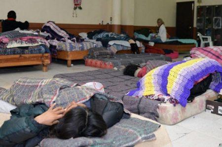 Prioritario fortalecer albergues en la frontera