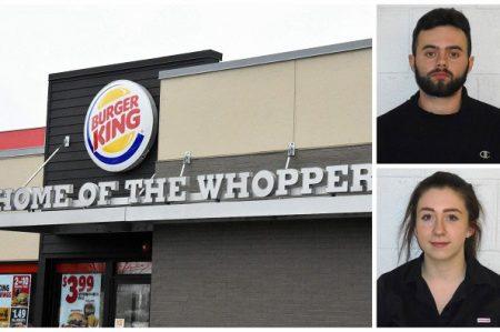 Jóvenes 'visionarios' vendían drogas en Burger King
