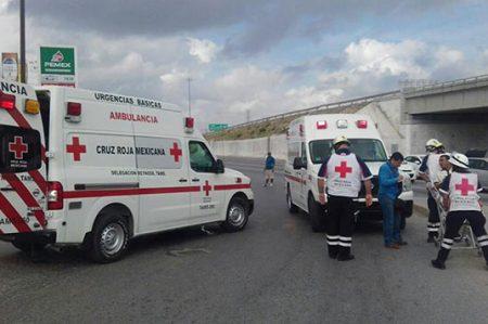Atropellan a ciclistas en la carretera a Río Bravo