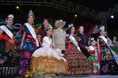 Inaugura Jesús de la Garza Fiestas Mexicanas 2017