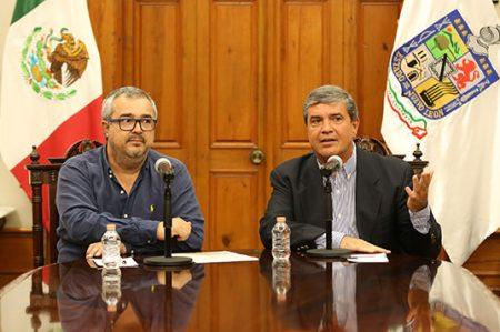 Oficializa Nuevo León bajas de familiares del procurador