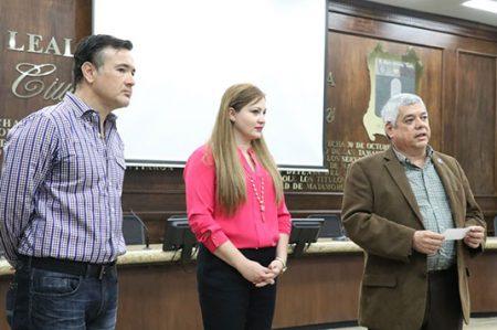 Cumple Matamoros con ley de transparencia