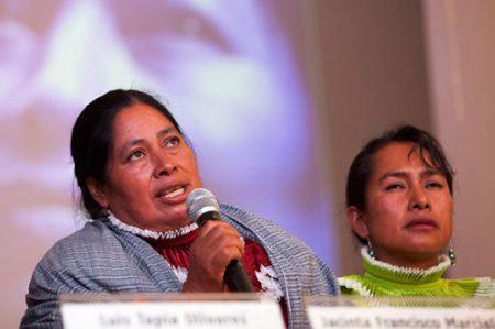 PGR ofrecerá disculpa pública a indígenas acusadas falsamente