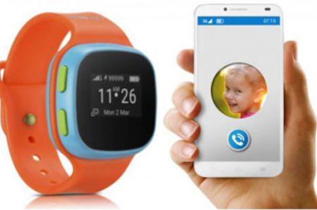Kids Watch el reloj inteligente para comunicarse con los niños
