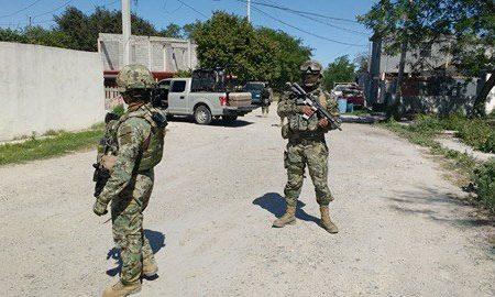 Un civil inocente resulta herido por enfrentamiento en Reynosa