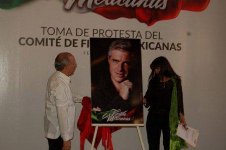 Aida Cuevas y Lizardo son los invitados a las 'Fiestas Mexicanas'