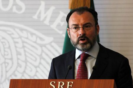 'México, comprometido con CA a respetar derechos de migrantes'