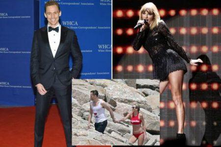 Hiddleston revela verdad de misteriosa playera en romance con Swift