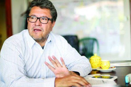 Monreal podría ser secretario de Gobernación de AMLO: Yeidckol
