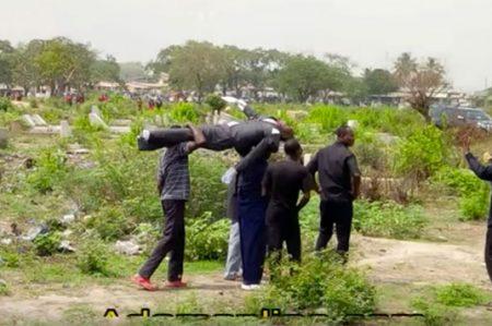 Roban cadáver de familiar para no pagar funeral (VIDEO)