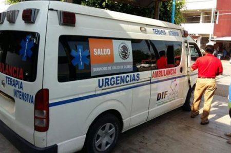 Rocía gasolina y prende fuego a su esposa en Oaxaca