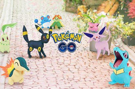 Llegan a 'Pokémon Go' 80 nuevas criaturas