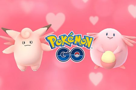 Pokémon Go celebrará San Valentín