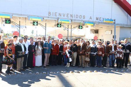 Matamoros-Brownsville ejemplo de hermandad binacional