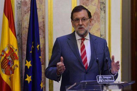 Rajoy disuelve Parlamento catalán; convoca a elecciones regionales