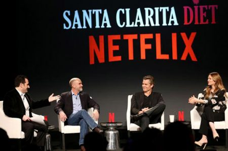 Drew Barrymore regresa a la comedia con 'Santa Clarita Diet'