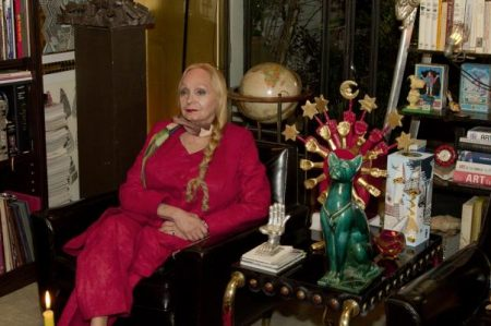 Murió 'Yiyi Gasca', la última musa de Agustín Lara
