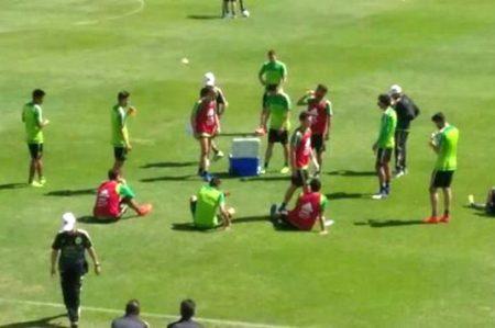 Juan Carlos Osorio prepara su alineación para duelo contra Costa Rica