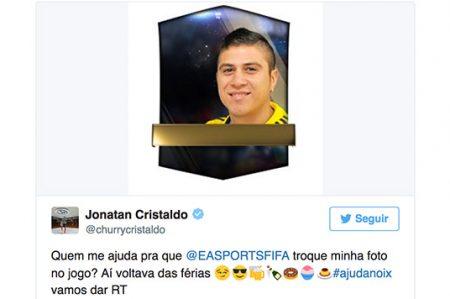 Jugador de Rayados pide a FIFA 17 que cambie su foto pues 'se ve gordo'