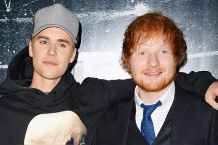 Ed Sheeran cuenta anécdota con Justin Bieber