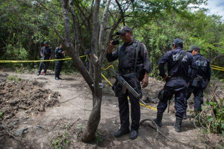 Cancelan búsqueda de fosas clandestinas en Guerrero