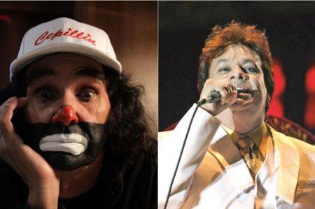 'Cepillín' dice que Juan Gabriel no murió