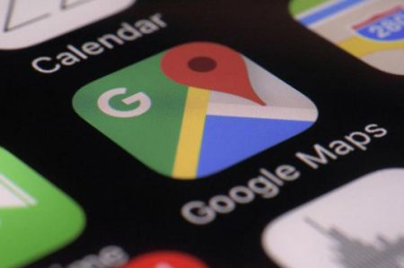 ¿Cómo activo la función de rastreo de Google Maps?