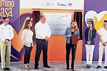 Abre DIF albergue en Coahuila para niños migrantes