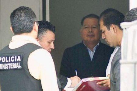 Dan un año de prisión preventiva a ex gobernador de Veracruz