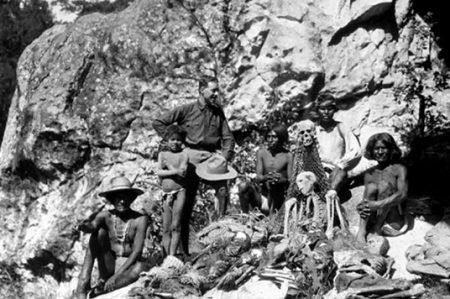 Descubren registro antiguo etnográfico sobre los rarámuris
