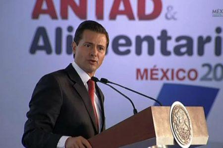 Destaca Peña Nieto cifra récord de empleo