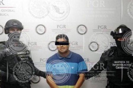 Detienen en Hidalgo a uno de los más buscados por el FBI