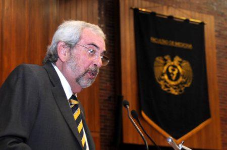 'Corrupción, vergüenza nacional', señala Enrique Graue